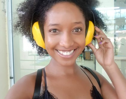 Anita Nderu continues to age like fine wine as she turns 28 years!