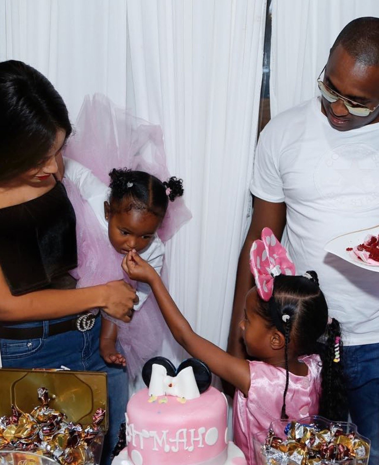 Daddy goals! Steve Mbogo celebrates his eldest daughter's birthday in style