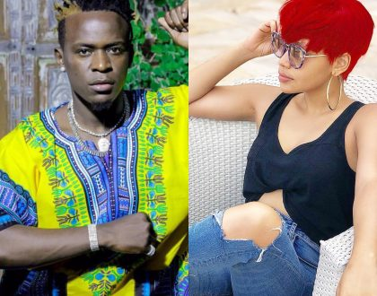 Lanes! Willy Paul features one of Diamond Platnumz side chicks in his latest video