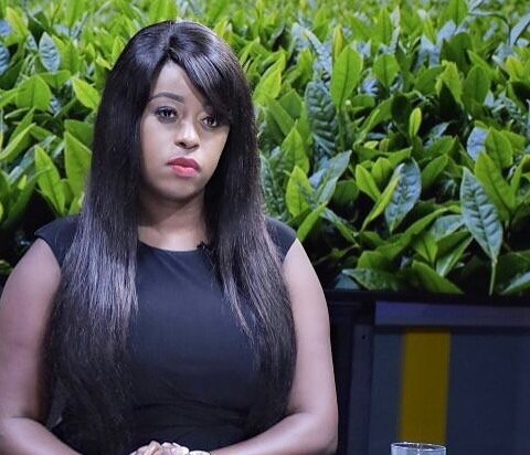 Baby onboard: Lilian Muli expecting baby number 2 with her new found love!
