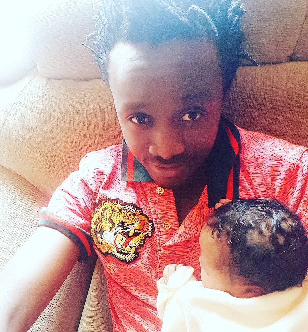 """Tell Bahati to stop parading your baby on social media, she is barely a week!"" Fans tell Diana Marua"