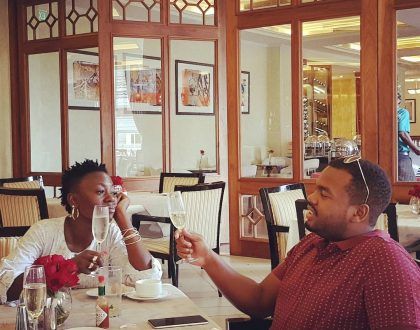 """Every DM about love Ksh 20,000 ama tuachane!"" Akothee tells her lover"