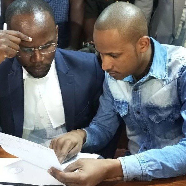 Babu Owino wins back his Embakasi East seat