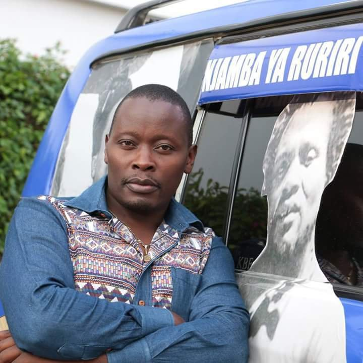 Former Kameme FM radio presenter expresses suicidal thoughts after he was fired!