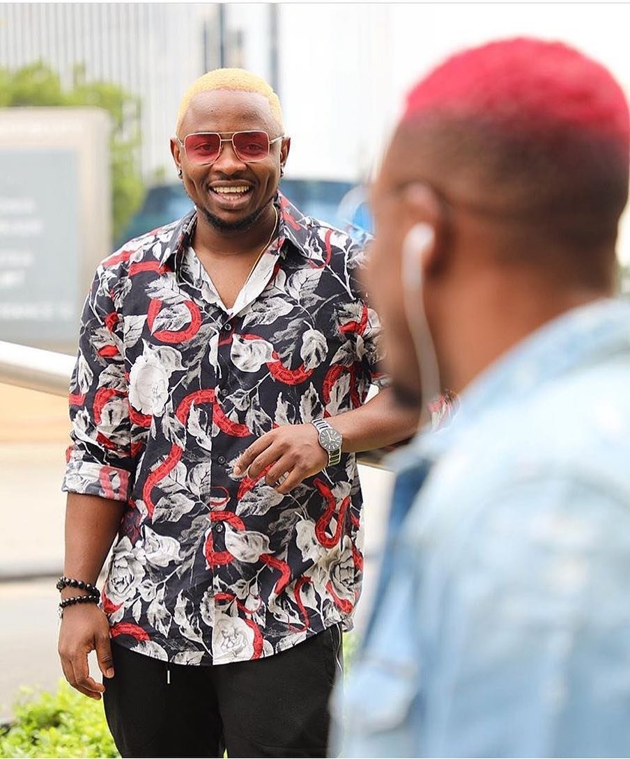 Here are the different colors several Tanzanian celebrities have decided to dye their hairs