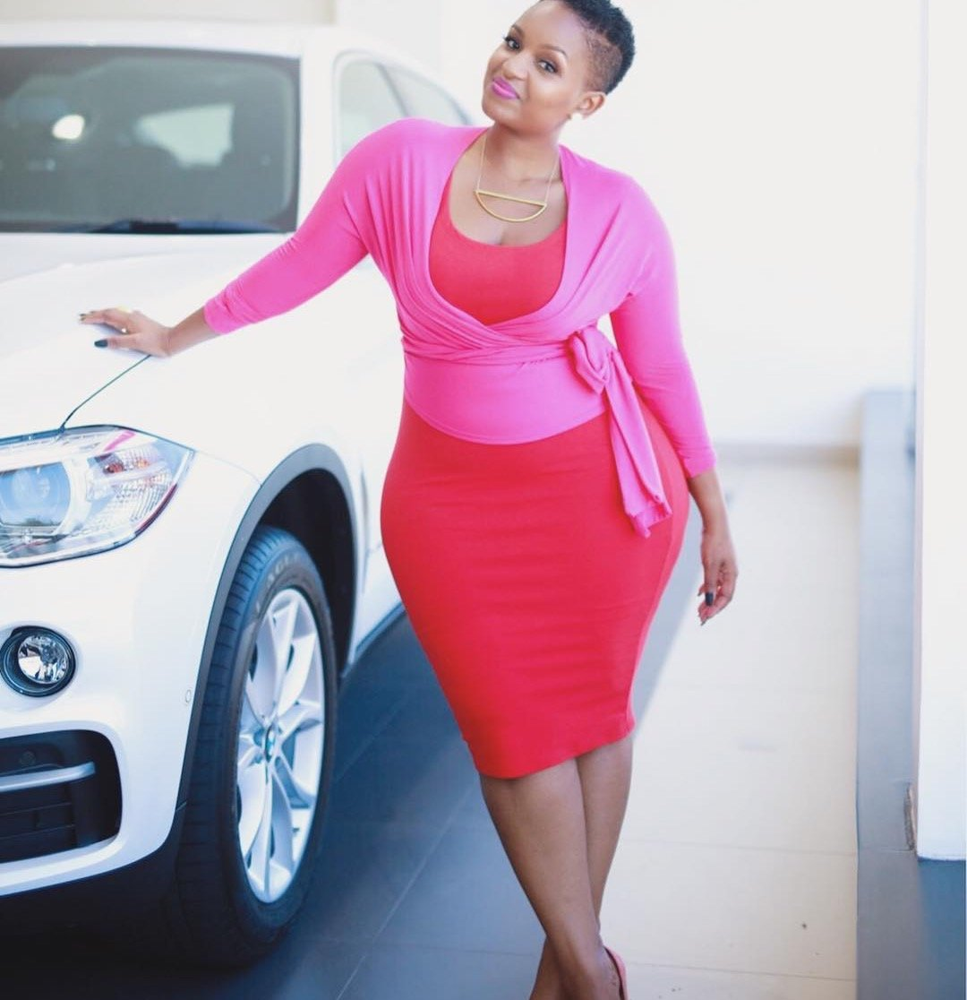 Grace Msalame ready for baby number 3!