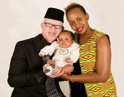 Isaac Mwaura's wife opens up about losing 2 kids after welcoming triplets!