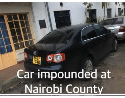 """""""It has been depressing for me"""" Another K24 anchor loses his car to conmen (Photos)"""
