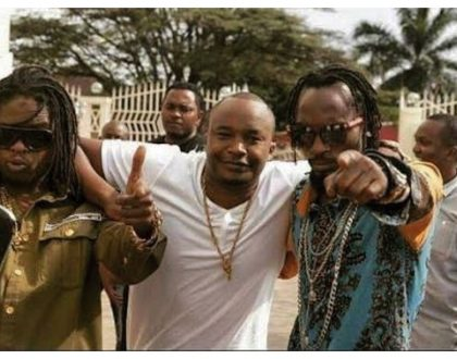 """First time we met we were seated backstage with Diamond and Vanessa Mdee"" 11 Kenyan celebs react to Mowzey Radio's death"