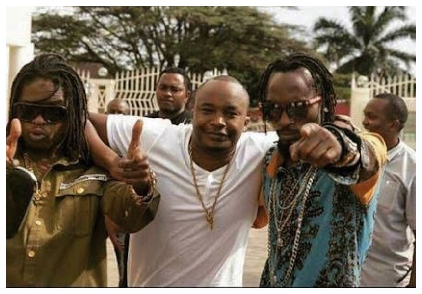 """""""First time we met we were seated backstage with Diamond and Vanessa Mdee"""" 11 Kenyan celebs react to Mowzey Radio's death"""