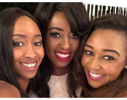 Janet Mbugua talks about friendship after the incident between Betty Kyallo and Susan Kaittany