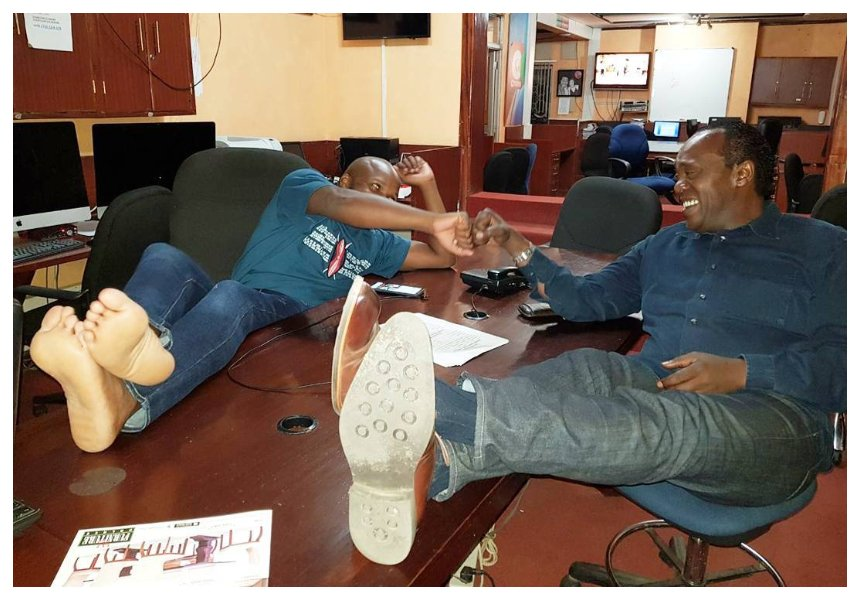 Jeff Koinange reveals his net worth after buying Jalang'o a Kes 1.3 million wrist watch
