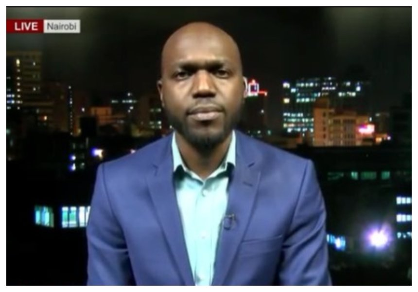 Lawyers Donald Kipkorir and Ahmednasir Abdullahi‏ speak of Daily Nation's refusal to publish Larry Madowo's article