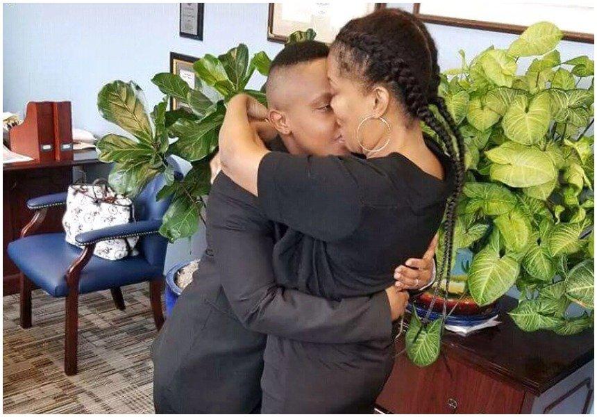 kenyan lesbian