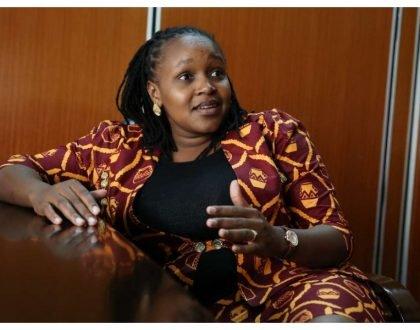 """He used beat me up and i was the one providing everything"" Jubilee MP Martha Wangari kicks husband out of matrimonial home"