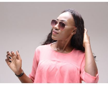 Inspiration Tuesday: Meet Afro-pop singer Miss Randy who is quickly scaling the heights of showbiz