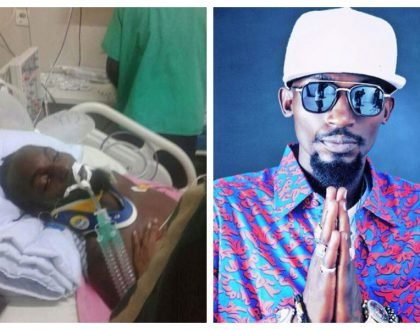 Mowzey Radio's premonition about his death revealed in his song released days after his hospitalization