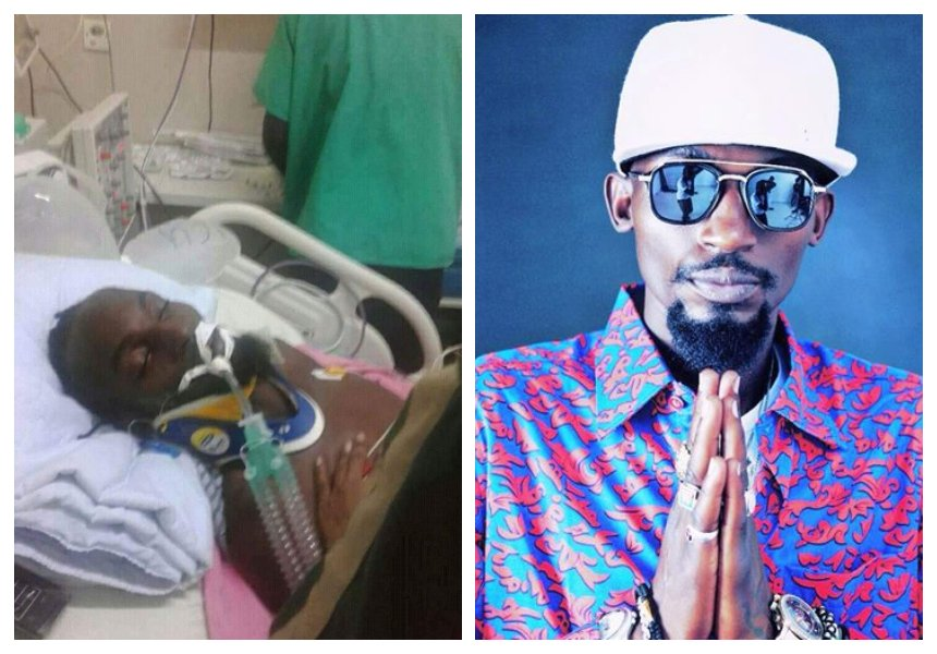 Ugandan star, Mowzey Radio passes on