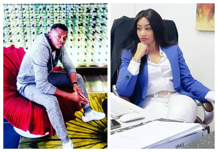 Ringtone says Diamond did not have enough money to support Zari's lifestyle