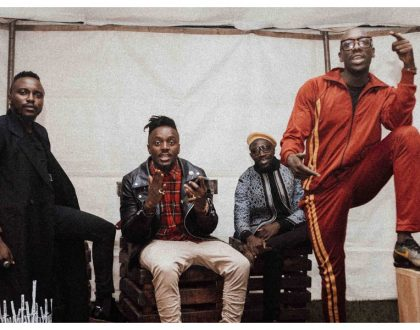 Sauti Sol cancels video shoot after controversial 'food and exposure' email to models is leaked online