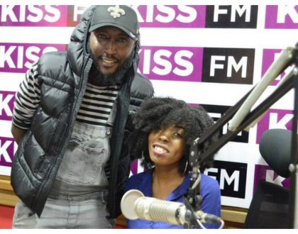 Here is how young girls get pimped to old wazees according to radio presenter Shaffie