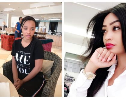 """Wengine damu zao ni kama za kunguni"" Tunda reveals why she is afraid to talk about Diamond and Zari's breakup"