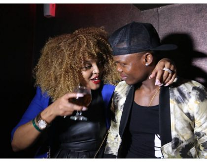 Wolper responds after Harmonize's new flame calls her out for trying to snatch her man