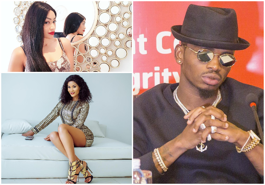 Diamond snubs both Hamisa Mobetto and Zari as he speaks of his Valentine's date. Who will be his date?