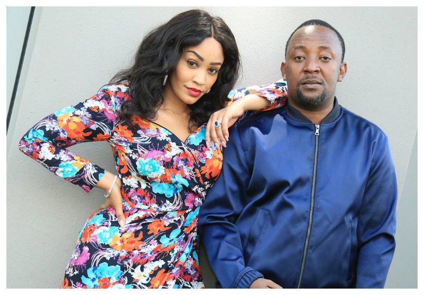 Diamond's manager Babu Tale caught off guard by Zari Hassan's shocking announcement