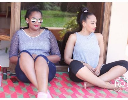Zari's sister Asha savagely insults Diamond after the incident with Wema Sepetu