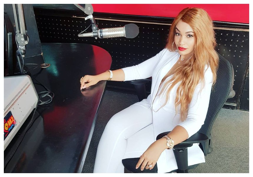 """I won't talk about Diamond and his low life whores"" Zari lashes out after being asked what caused their breakup"