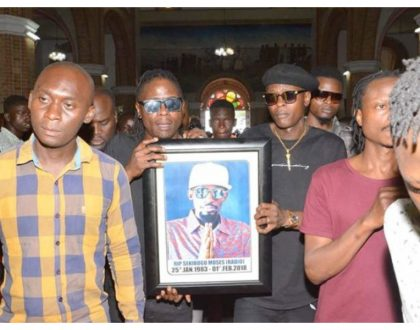 Family explains why Mowzey Radio's corpse is dressed in military fatigue