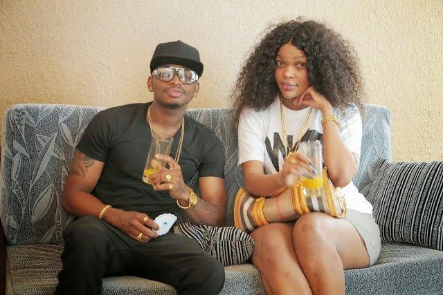 Wema Sepetu addresses rumors linking her to Diamond Platnumz, says he is her new boss at Wasafi TV!