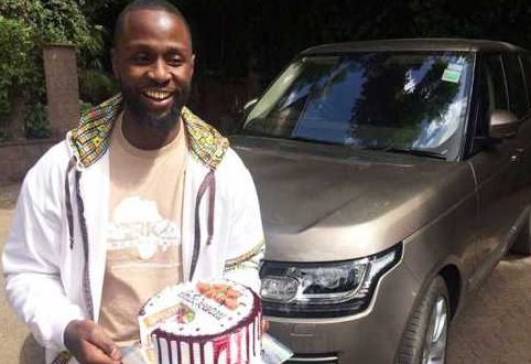 Allan Namu denies buying 15 million brand new Ranger Rover from huge pay cut he allegedly got from Cambridge Analytica