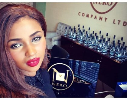 Anerlisa Muigai's insult directed to Ibru TV's presenter?