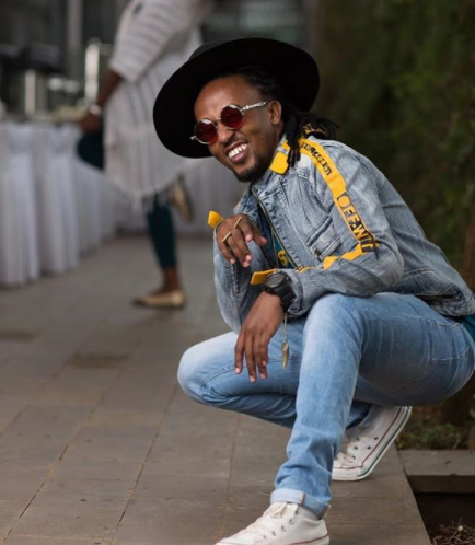 Anto Neosoul disses DK Kwenye Beat: Stop copying me and be original. WTF