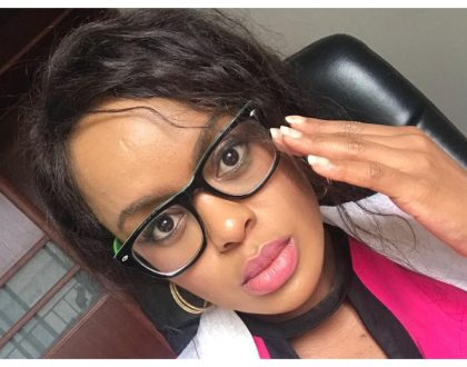 """Bring it on!"" A pregnant Avril Nyambura dares online trolls"
