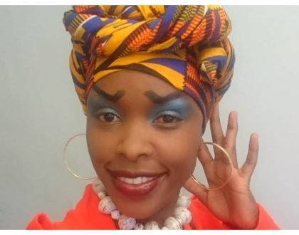 Papa Shirandula's Awinja leaves the internet in stitches as she steps out with eyebrows looking like IEBC's marked ballot papers