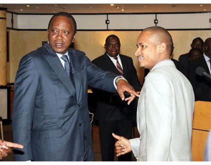 Babu Owino to Uhuru Kenyatta: Get me out of the fire now that you've reconciled with Raila Odinga