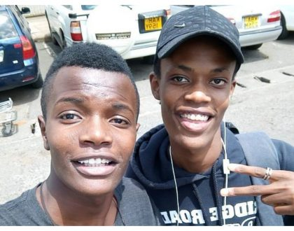 Machachari actor Baha and his brother eulogize their mother who acted on Mother-in-law