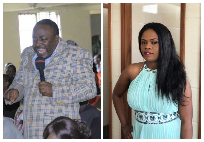 """You may not be a good husband but you're a good dad!"" Betty Bayo to Pastor Kanyari"