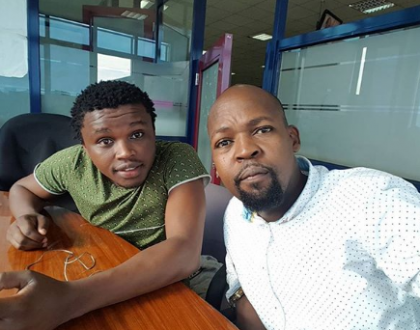 Chipukeezy finally replaces Jalang'o after he left morning radio show
