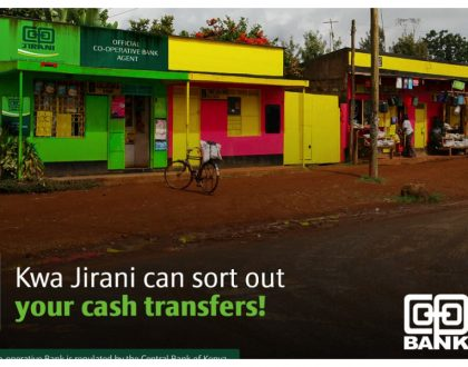 8 ways to sort your cash transfers at Co-op Kwa Jirani