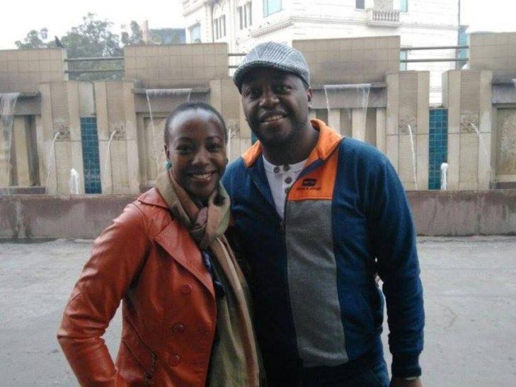 George Ikua celebrates his 10th wedding anniversary to his late wife, Janet Ikua