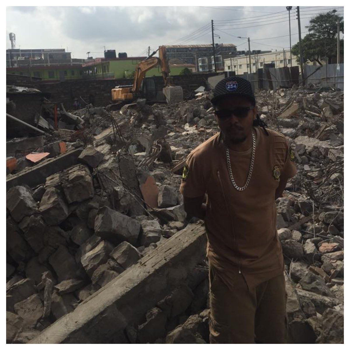 DJ Kalonje gets new studio after goons demolished his Eastleigh studio