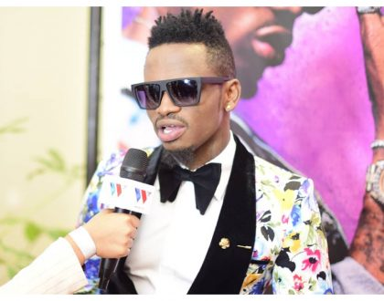 Diamond names 4 Kenyan musicians who he thinks are the best of the best in the game