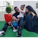 Diamond Platnumz and Tiffah Dangote 150x150 - Diamond claims Zari has blocked him for seeing his kids: I see them on social media only