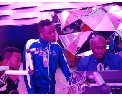 After Zari Hassan bought herself Range Rover, Diamond Platnumz buys a brand new 10 million beast