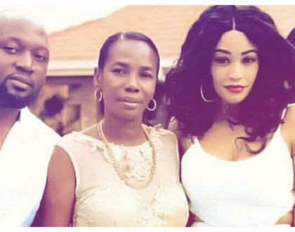 Diamond's mother demonstrates her love for Zari despite the breakup