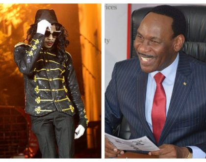 """I counseled him as a father"" Ezekiel Mutua reveals what he discussed with Eric Omondi before he left for US"